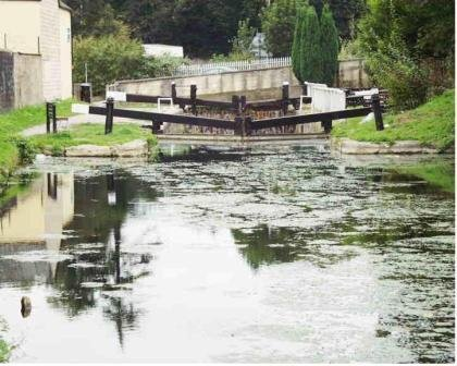 Cotswold Canals & Griffin Mill Lock