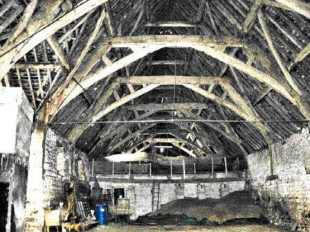 Frocester Court & Medieval Estate Barn